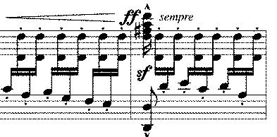 Rasgueada chord